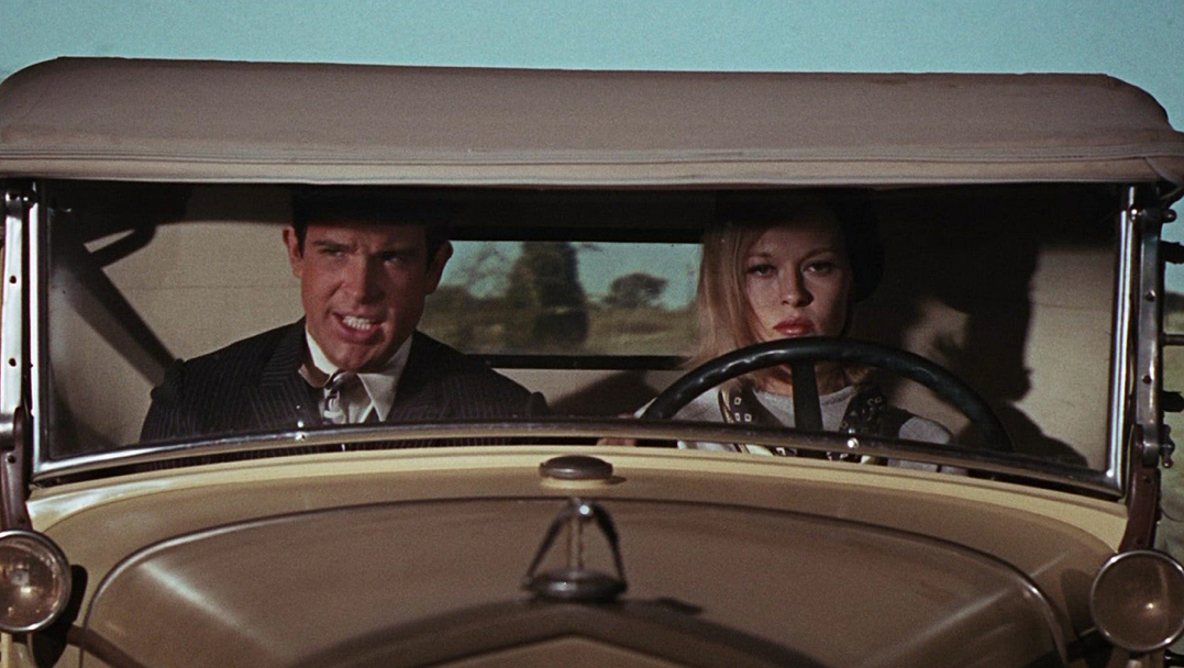 Bonnie and Clyde, Faye Dunaway, Warren Beatty
