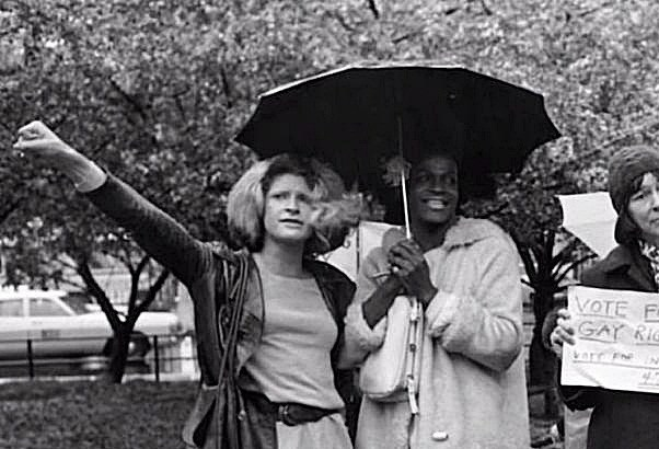 Lucha Marsha Johnson Sylvia Rivera
