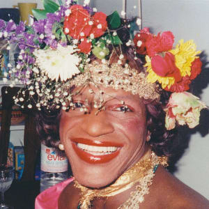 Marsha P. Johnson Transexual